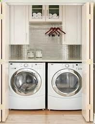 small laundry room ideas - Google Search Wouldnt this be great for your little space?