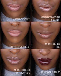 Easy And Attractive Eye Makeup For Beginners Brown Skin Makeup, Lip Makeup, Makeup Tips, Beauty Makeup, Beauty Bar, Makeup Tutorials, Makeup Inspo, Beauty Tips, Dark Purple Lipstick
