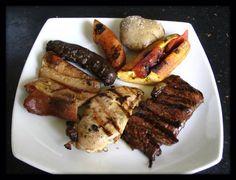 Parrillada, parrillada Steak, Food, Grilling, Food Items, Steaks, Hoods, Meals, Beef