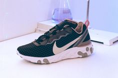 e6faaaa1451c8 Rate this exclusive Nike React Element 55 from 📷 by 💻 Check the Link in  our BIO for more information. Grailify