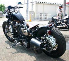 . Softail Bobber, Bobber Chopper, American Motorcycles, Cars And Motorcycles, Harley Street Bob, Harley Davidson Bikes, Super Bikes, Custom Bikes, Cool Bikes