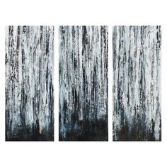 Product Image for Birch Forest Wall Art (Set of 3) 1 out of 4