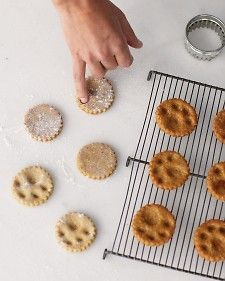Paw-Print Dog Treats - Martha Stewart Recipes