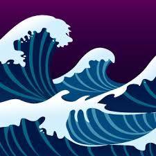 olas de mar vector - Buscar con Google