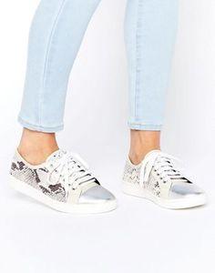 Dune Ennis Lace Up Sneaker Cheap Womens Shoes e160bddab95