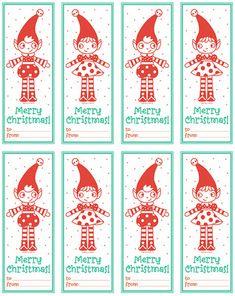 Design Dazzle » 30 FREE Christmas Printables