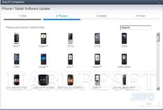 Permanently delete data from SONY Xperia M C1904