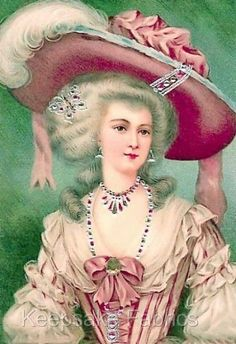 Elegant-Marie-Antoinette-Quilt-Block-Multi-Sizes-3A-FrEE-ShiPPinG-WoRld-WiDE