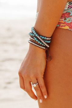 Beach Babe Wrap Bracelet - Tone It Up