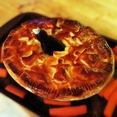 Quorn and Leek Pie