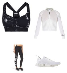 """""""Untitled #84"""" by ana-gabriela02 on Polyvore featuring adidas"""