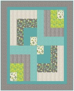 Free Quilt Pattern from Camelot - this one is FAT QUARTER FRIENDLY! Description from hawthornethreadsblog.com. I searched for this on bing.com/images