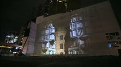 Hyundai Accent 3D projection mapping by flipEvil. New thinking. New Possibilities. Hyundai Accent