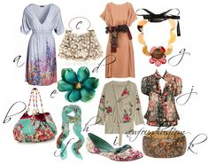 Florally Vintage