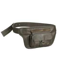 Fanny pack! Haha they are now called waist bags....