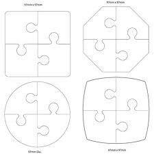 Resultado de imagen para puzzle molde