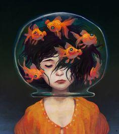 """""""Mistaken Identity"""" by Ken Wong"""