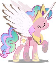 My Little Pony Friendship Is Magic Princess | Princess Pie - My Little Pony Friendship is Magic Fan Art (29769286 ...