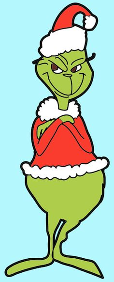 How to Draw the Grinch Step by Step Drawing Lesson for Kids on Christmas