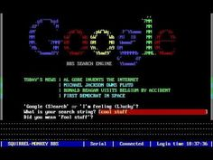 If Google were invented in the '80s...  ::What if #SocialMedia were invented in the 80s [Abduzeedo]   http://abduzeedo.com/what-if-social-media-were-invented-80s