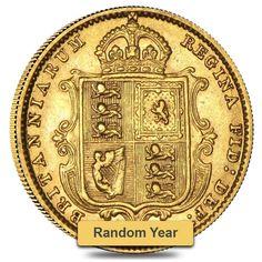 1887-1893 British Gold Half Sovereign Victoria Jubilee Avg Circ in Coins & Paper Money, Bullion, Gold | eBay #GoldBullion