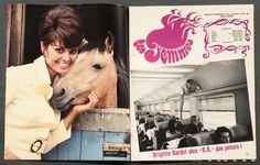 'CINE REVUE' FRENCH VINTAGE MAGAZINE ANNA GAEL COVER 2 OCTOBER 1969   eBay
