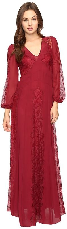 Stone Cold Fox Vermont Gown