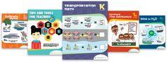 Education.com activities for preschool