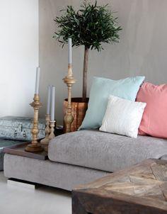katrines ting spring living room interior
