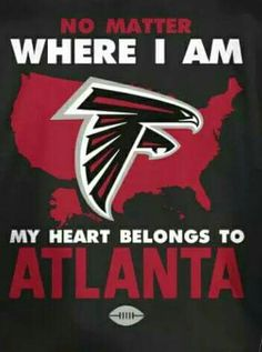 atlanta falcons real women love football image