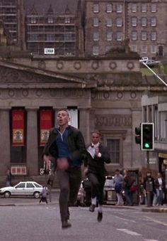 Trainspotting. Cinema Architecture, Rule Britannia, Quentin Tarantino, Quote Posters, Films, Movies, Great Britain, Edinburgh, All About Time