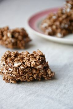 Choco boekweit bites, gezonde snack