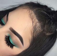 Image about fashion in Maquiagem/Make by Anna Clara Santos Fraccaro Perfect Makeup, Cute Makeup, Glam Makeup, Gorgeous Makeup, Pretty Makeup, Makeup Inspo, Makeup Art, Makeup Inspiration, Beauty Makeup