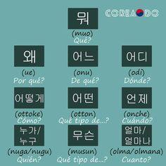 Korean Words Learning, Korean Language Learning, Learn Basic Korean, Learn Hangul, Korean Writing, Korean Alphabet, Korean Phrases, Korean Lessons, Lettering Tutorial