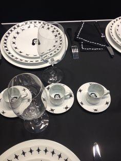 Vaisselle Marjane Satrapi / Bernardaud #vaisselle #bernardaud #deco #maison #home #mo14