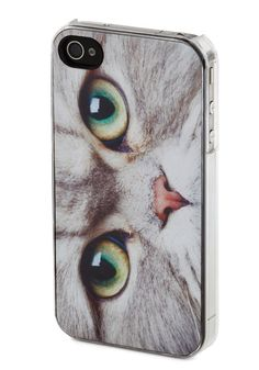 Cat Got Your Thumbs iPhone Case, #ModCloth