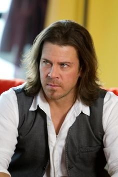 Christian Kane for the tv show Leverage