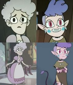 Omg what if Meteora's hair grew to be so dull because St Olga kept her from going outside in the sunlight for the majority of her life. Starco, Arte Disney, Disney Art, Star E Marco, Perla Steven Universe, Dreamworks, Star Force, Fandoms, Bare Bears