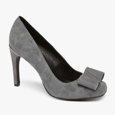 Sweet Suede Shoe in Grey