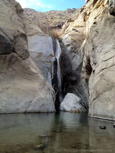 Tahquitz Falls, Palm Springs, California