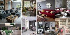 Διακόσμηση: Γκρι καθιστικό. Μοναδικές ιδέες για ένα όμορφο σπίτι! Annie Sloan, Spider, Spiders