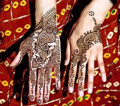 Good Look Fashion: Henna Designs
