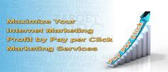 Maximize Your Internet Marketing Profit by Pay Per Click Marketing Services Pay Per Click Marketing, Management Company, Online Advertising, Internet Marketing, Seo, Budgeting, Posts, Activities, Business