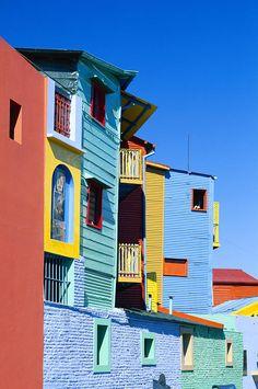 Caminitas La Boca District, Buenos Aires_ Argentina