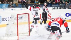 Canada opens Spengler Cup with victory over Yekaterinburg