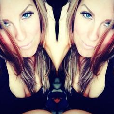 Love this app! Creative ways to change up a picture ~PhotoMirror App~