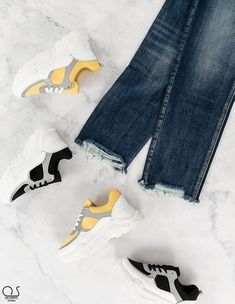 Who doesn't love sneakers ⁉️ Olympic Store, Olympics, Jeans, Sneakers, Women, Fashion, Tennis, Moda, Fashion Styles