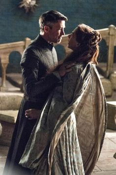 Petyr and Lysa, Game of Thrones. Epic Scene!