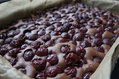 Smaki Ewy: Wiśniowy rarytas – czyli ciasto z wiśniami Oatmeal, Ale, Breakfast, Food, The Oatmeal, Morning Coffee, Beer, Ale Beer, Ales