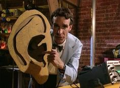 Bill Nye The Science Guy: Sound episode